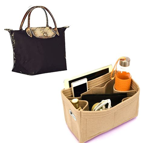 bag  purse organizer  regular style  longchamp