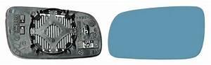 Luna Espejo Jetta Golf A4 99-14 Azul Con Desempa U00f1ador Nuevo