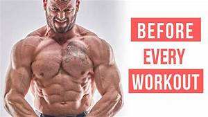 Do This Before Every Bodybuilding  U0026 Powerlifting Workout    Ben Pollack