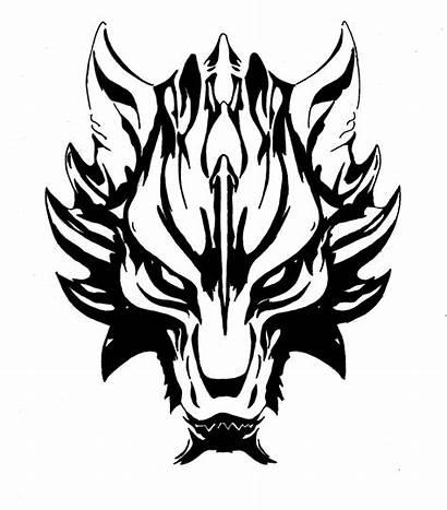Wolf Head Howling Clipart Clip Designs Fantasy