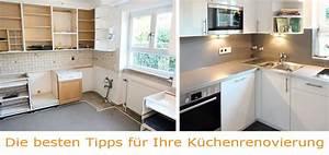 Alte Küche Neu Gestalten Vorher Nachher : wir renovieren ihre k che die 10 besten tipps f r ihre ~ Lizthompson.info Haus und Dekorationen