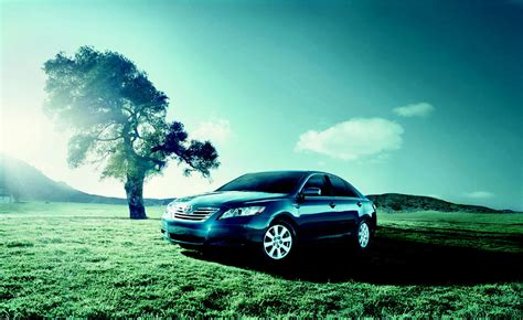 Toyota Camry Hybrid Wallpapers By Cars-wallpapers.net