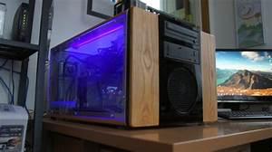 Pc Gehäuse Selber Bauen Plexiglas : pc im holzgeh use hardware inside forum ~ A.2002-acura-tl-radio.info Haus und Dekorationen