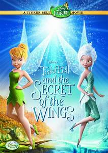 Tinkerbell And The Secret Of The Wings Screenshots Images