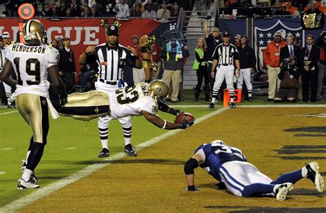 Woolsey New Orleans Saints March To Super Bowl Win