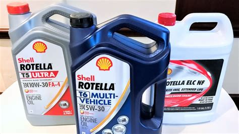 shell rotellas releases oil approved   diesel