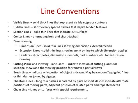 what conventions are associated with section lines cool what conventions are associated with section lines 77