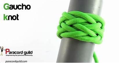 Knot Gaucho Paracord Tie Tutorial Knots Guild