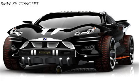 Price For Bmw X9 Celebrity Concept Car Bmw X9 Concept 02