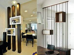 Living, Room, Partition, Ideas, Beautiful, Foyer