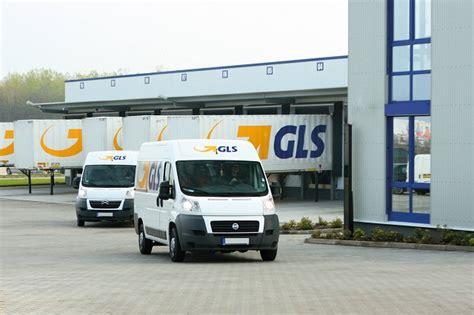 Sede Gls Gls Investe In Italia Ship2shore