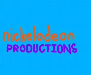 Nickelodeon Productions Logo from 2017 by ...