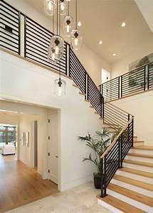 Eclairage Moderne : escalier int rieur quelques id es d 39 clairage moderne d cor maison stairway lighting ~ Farleysfitness.com Idées de Décoration