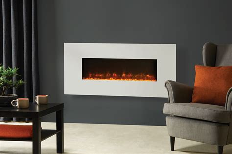 Radiance Steel Electric Fires   Gazco Electric Fires