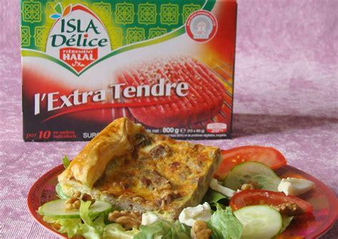 que cuisiner avec de la viande hach馥 isla délice quiche à la viande hachée halal and co