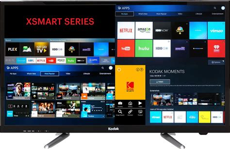 Best 32 Led Smart Tv Kodak 80cm 32 Inch Hd Ready Led Smart Tv At Best