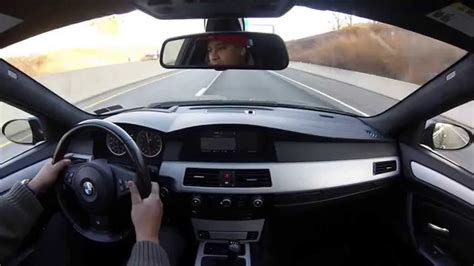 bmw   highway run gopro hero  youtube