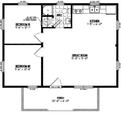 30 X 30 Home Floor Plans by 30 X 30 House Plans Escortsea