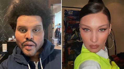 Abel makkonen tesfaye, professionally known as 'the weeknd' is a canadian singer born in toronto. Fans accuse The Weeknd of dig at ex   Noosa News