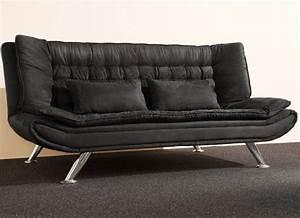 Canapé Convertible Confortable : canape lit design et confortable table de lit ~ Melissatoandfro.com Idées de Décoration