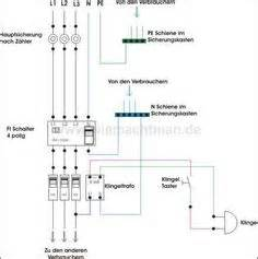 fi schalter badezimmer rolladenmotor anschließen schaltplan schaltungen zuhause