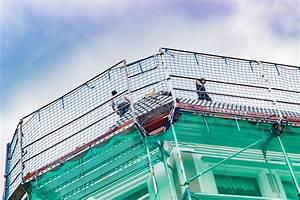 Filet De Sécurité : filet de s curit antichute de chantier sur mesure ~ Melissatoandfro.com Idées de Décoration