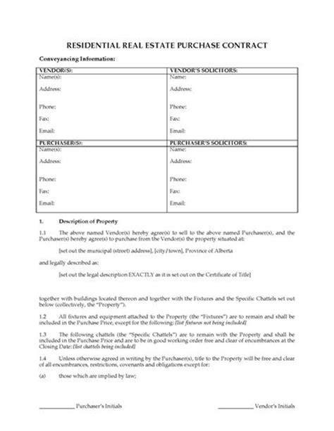 real estate forms for sale by owner alberta fsbo real estate contract forms and