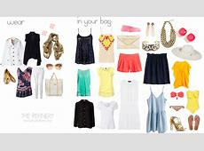 Minimalist Beach Packing List THE REFINERY