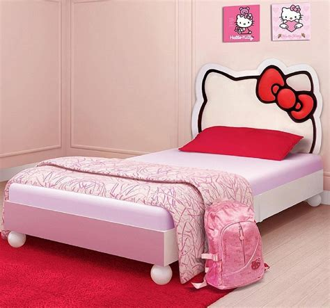 cutest hello kitty bedroom for girls