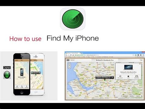 how to locate a lost iphone how to find your lost iphone ipod macbook