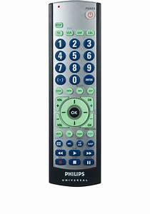 Universal Remote Control Sru3004wm  17