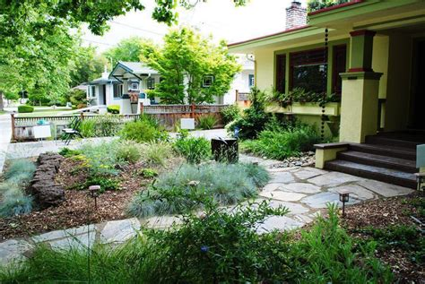 front yard landscaping ideas low water low water landscaping ideas