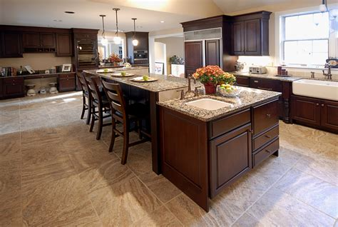 kitchen with large island 28 granite top kitchen island with seating 28 images