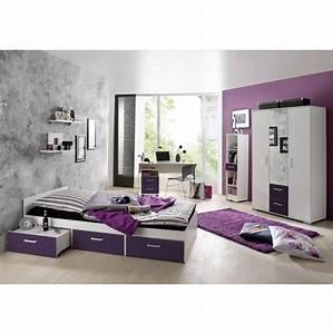 Komplett Schlafzimmer Ikea : jugendzimmer komplett schreibtisch bett kinderzimmer jugendbett steffi lila ebay ~ Sanjose-hotels-ca.com Haus und Dekorationen