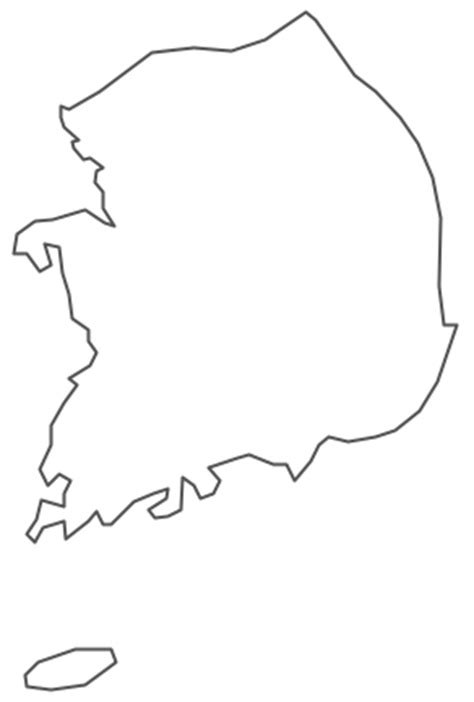 geo map asia south korea