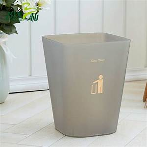 Nordic, Style, Simple, Uncovered, Trash, Can, Household, Bathroom, Kitchen, Bedroom, Trash, Can, Dormitory