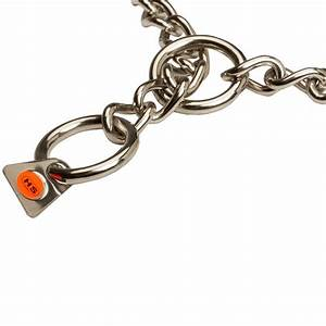 Buy Stainless Steel Chain Collar for Mastiff of 3 mm Wire ...