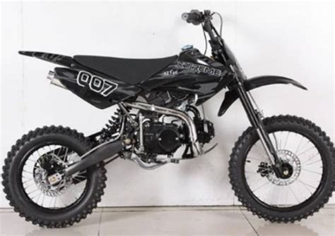 2015 Cgr Brand New 125cc Moto-x Dirt Bike 4-speed Manual