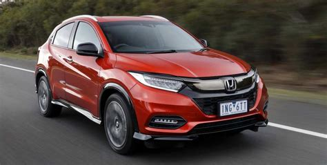 Next Generation Honda Hrv 2020 by Next Generation Honda Hrv 2020 Rating Review And Price