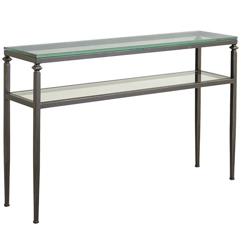 pier one sofa table console tables sofa living room