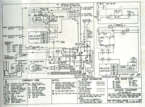 American Standard Wiring Diagram Free