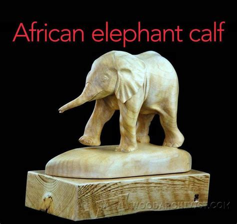 elephant carving wood carving patterns woodarchivist