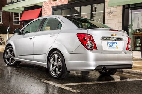 Used 2014 Chevrolet Sonic For Sale