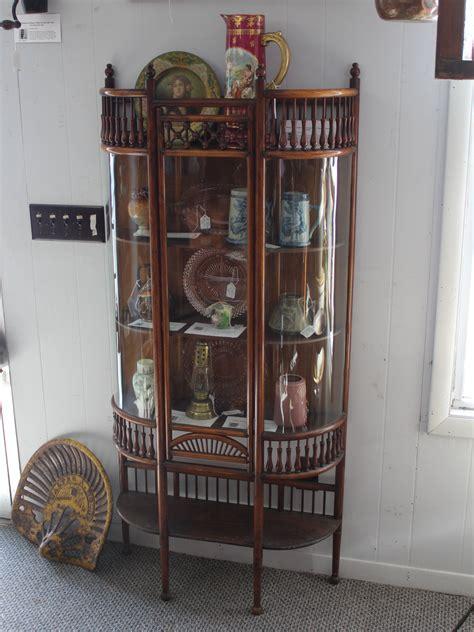 bargain johns antiques anitque victorian oak stick