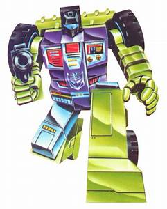 Scrapper - Transformers Toys - TFW2005