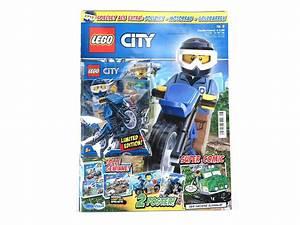 Lego City Magazin : review lego city magazin nr 8 mit polizist motorrad ~ Jslefanu.com Haus und Dekorationen