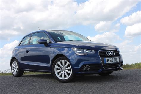 Audi A1 hatchback review (video) Parkers