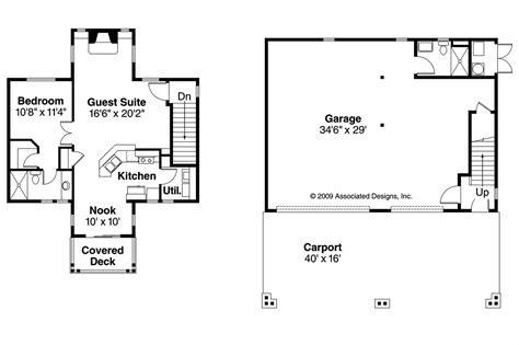 garage floorplans bungalow house plans garage w apartment 20 052