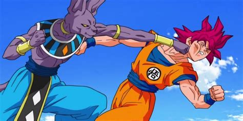 Dragon Ball Super The Worst Things Beerus Has Had To Endure