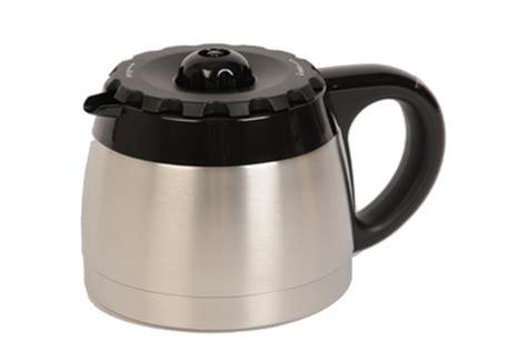 pot pour cafetiere electrique pot thermos pour cafeti 232 re ss 200898 fiyo fr